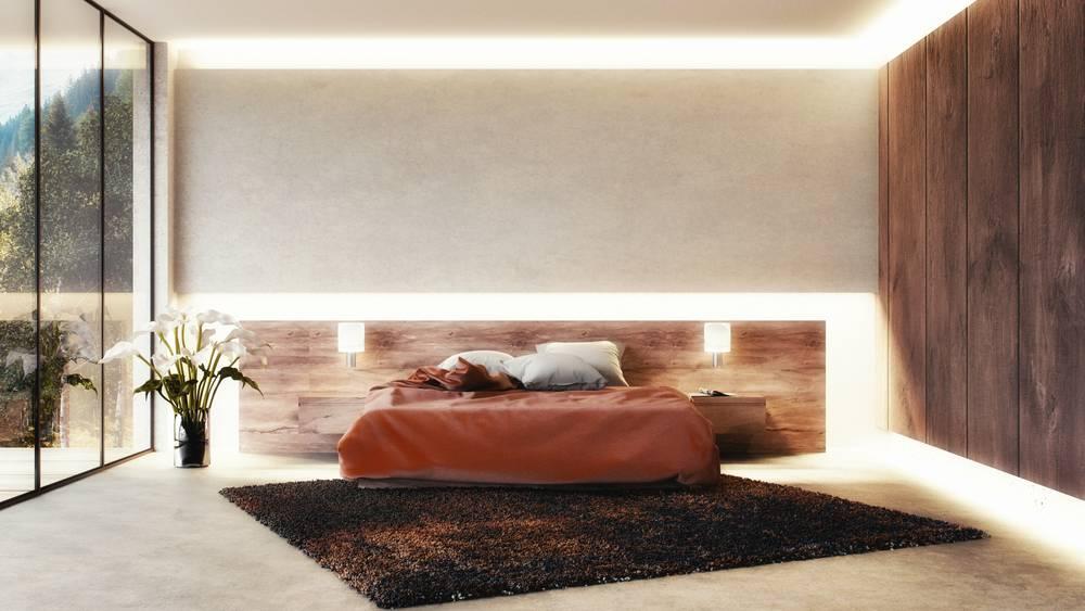 Indirekte Beleuchtung Mit LED Selber Bauen Auswahl Aufbau Tips - Indirekte beleuchtung schlafzimmer