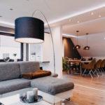 Lichtgestaltung bei Dachschrägen