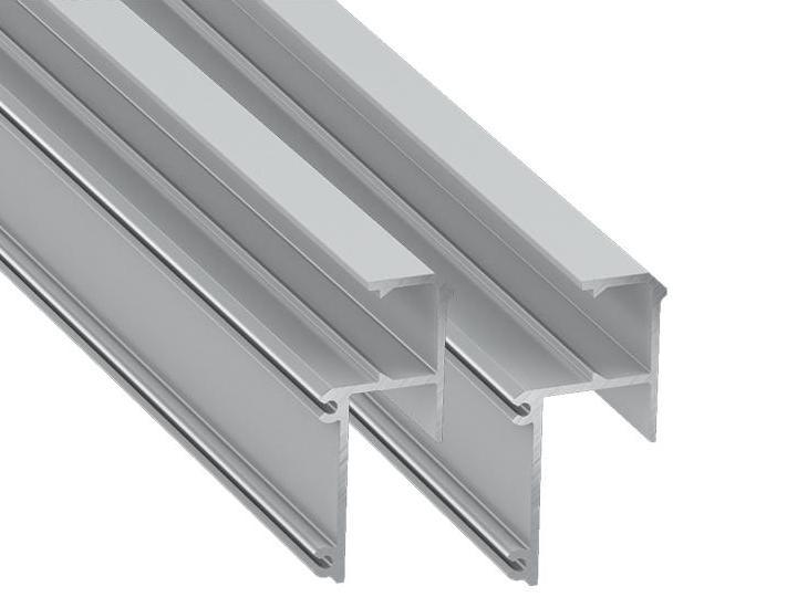 IPA Profil für indirekte Beleuchtung, Deckenabhängung