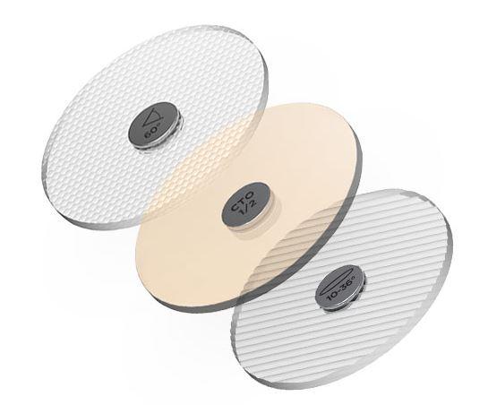 Snap-Aufsätze für SORAA LED-Spots