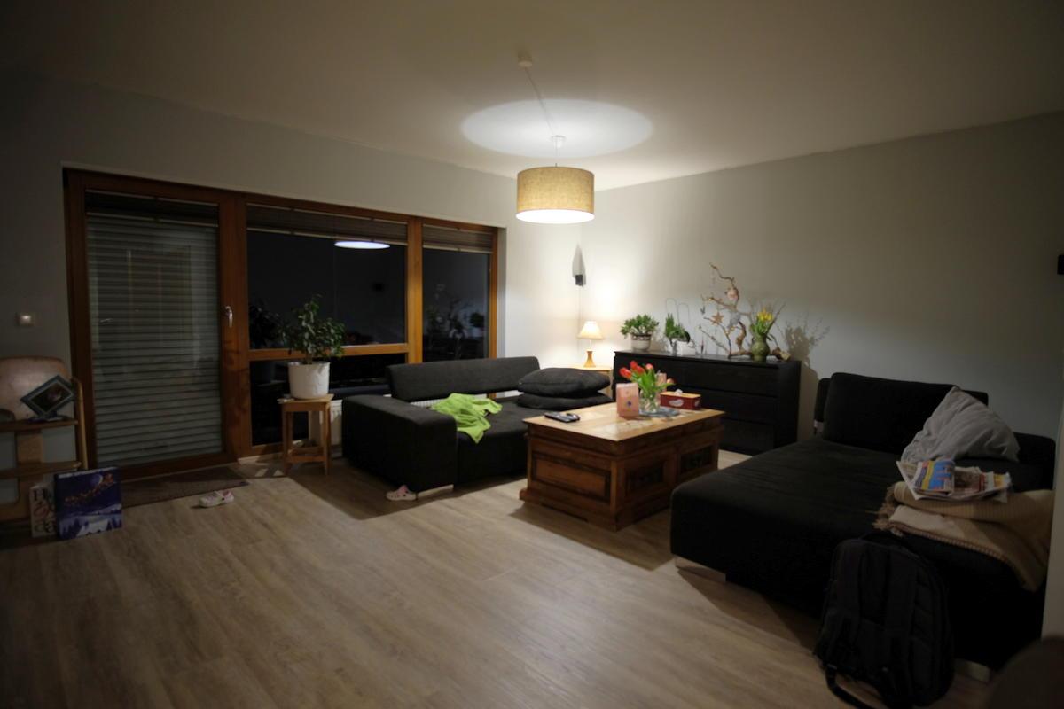 Standard-Beleuchtung Wohnzimmer